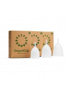 OrganiCup Copa Menstrual Mini