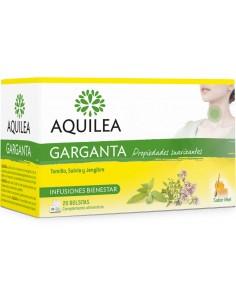 Aquilea Garganta 20 Bolsas