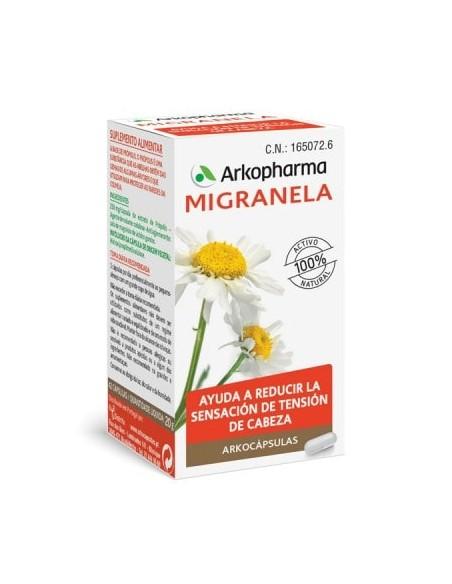 Migranela 48 Arkocapsulas