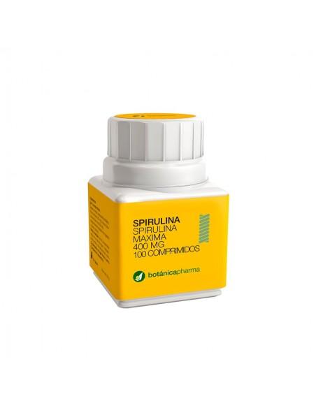 Botanicapharma Spirulina 400 Mg 100 Comprimidos
