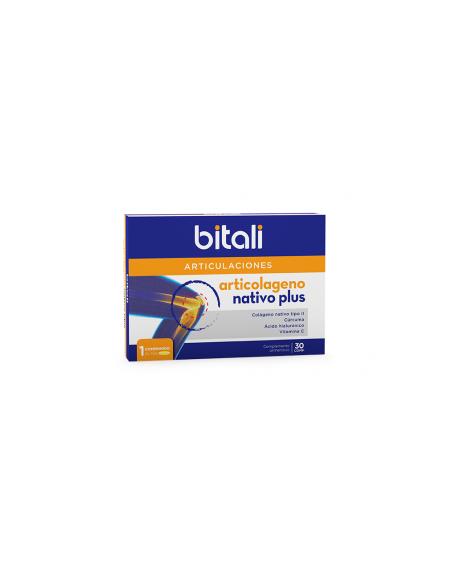 Articolageno Nativo Plus 30 Comprimidos Bitali