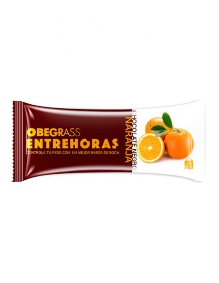 Obegrass Entre Horas Chocolate Negro Y Naranja