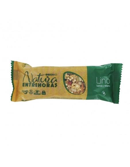 Obegrass Entrehoras Natural Quinoa Lino