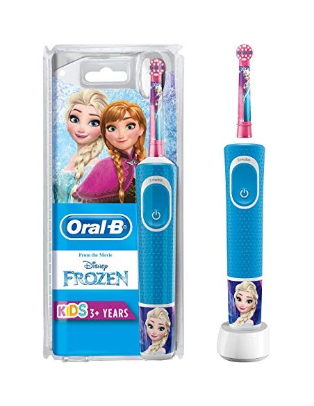 Oral B Cepillo Electrico Frozen +3 años Suave