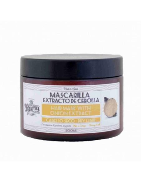 Mascarilla Capilar Con Extracto Cebolla 300 ml Mi Rebotica