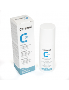Ceramol Gel Facial 50Ml