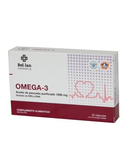 Bel-lan Omega-3 30 Capsulas