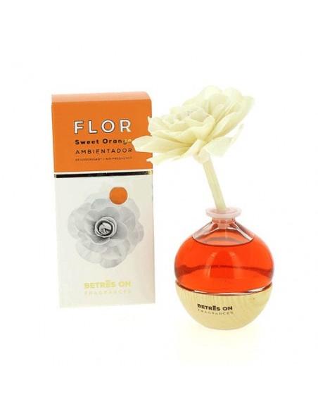 Ambientador Flor Premium Naranja Boom Betres 85ml