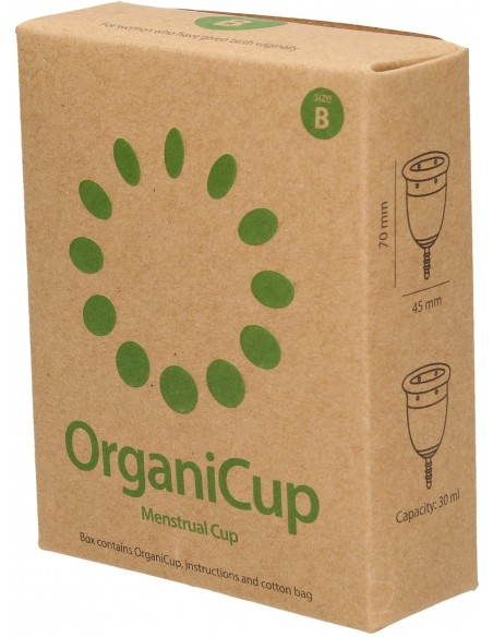 OrganiCup Copa Menstrual B
