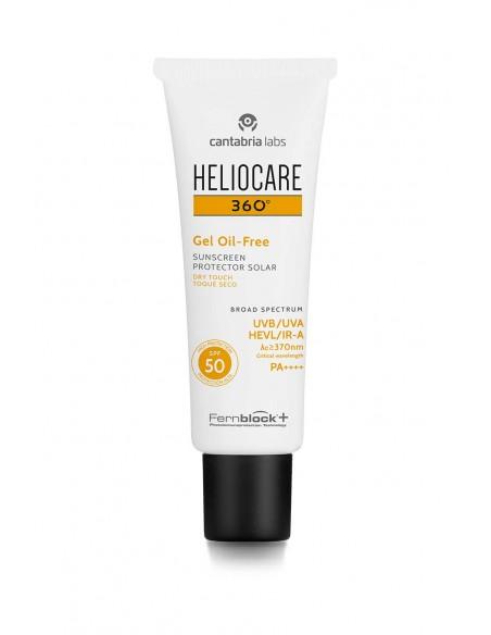 Heliocare 360º SPF+50 Fluido Gel Oil Free 50Ml