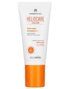 Heliocare Gelcream Color...