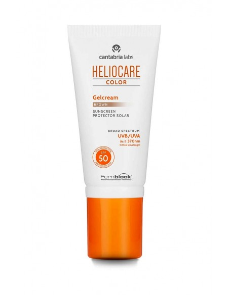 Heliocare Gelcream Color Brown SPF+50 50Ml
