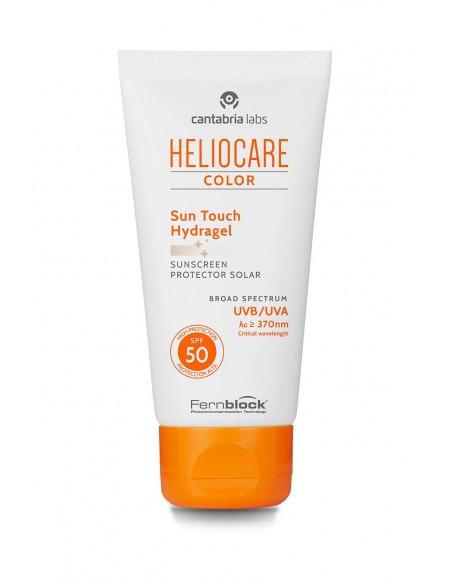 Heliocare Toque De Sol Hydragel SPF 50 50ml