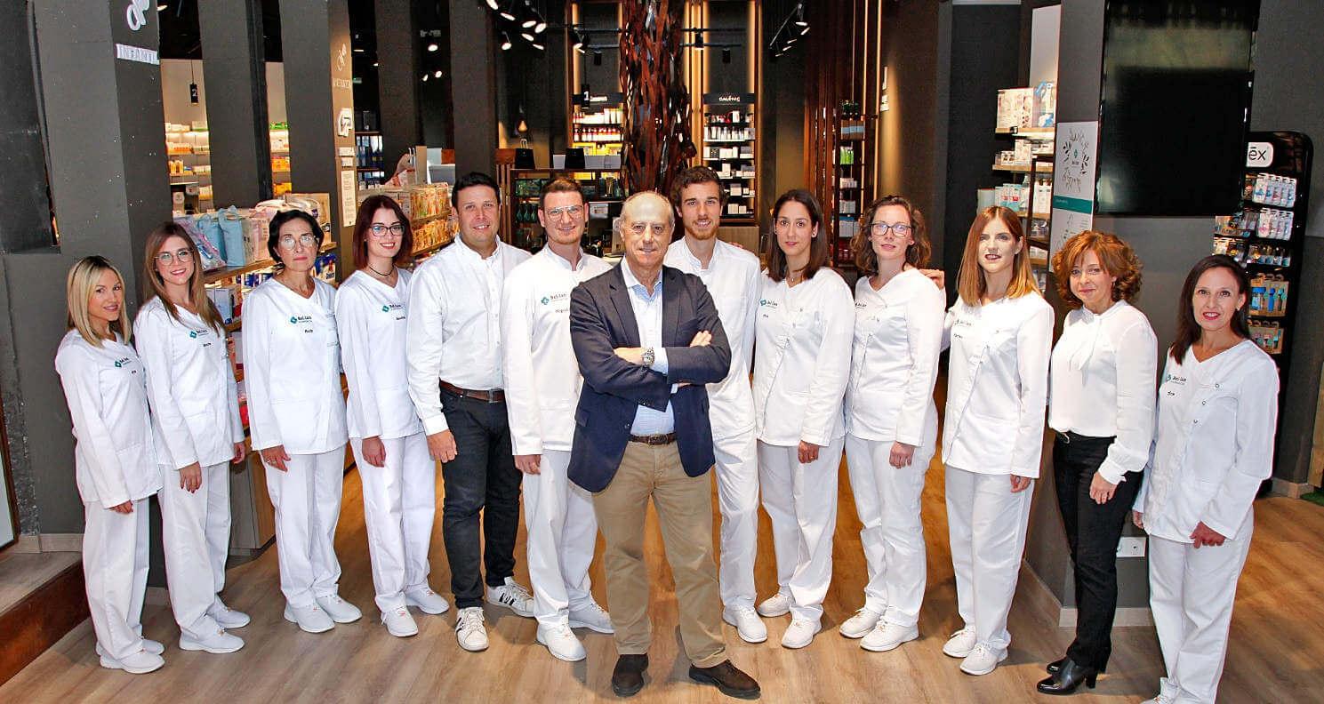 Equipo Farmacia Online Bel-lan