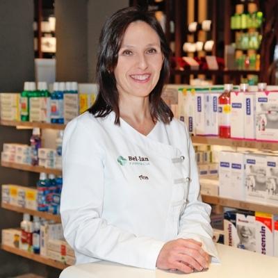Ana Molina Sanz - Farmacéutica