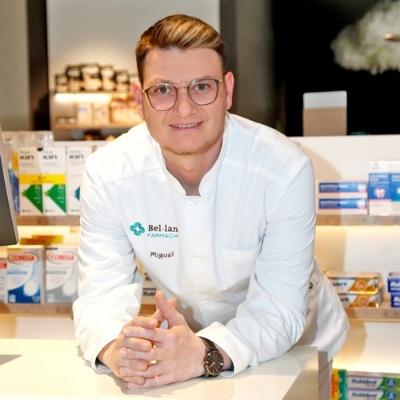 Miguel Charcos Gandia - Técnico en Farmacia