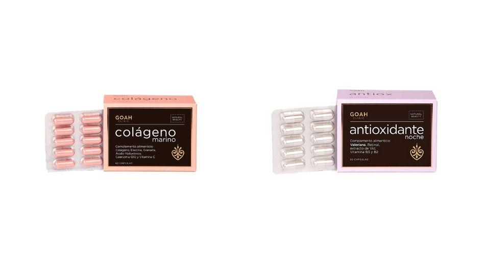 Goah colageno marino y antioxidante