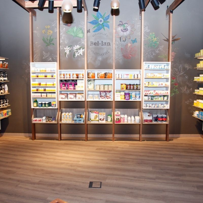 instalaciones farmacia bel lan gandia espacio