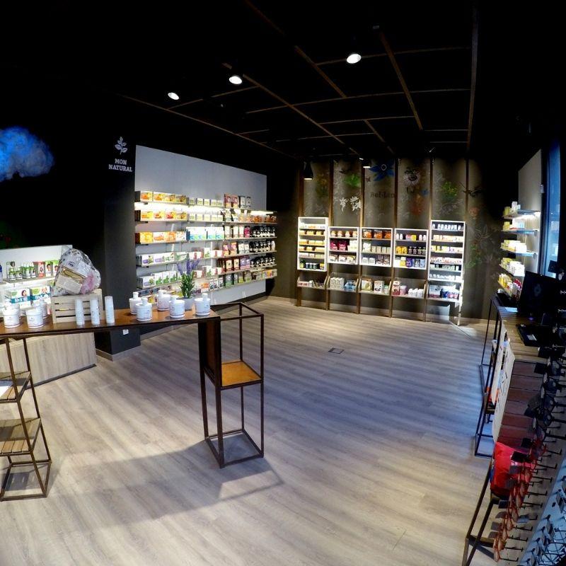 instalaciones farmacia bel lan gandia espacios diafanos