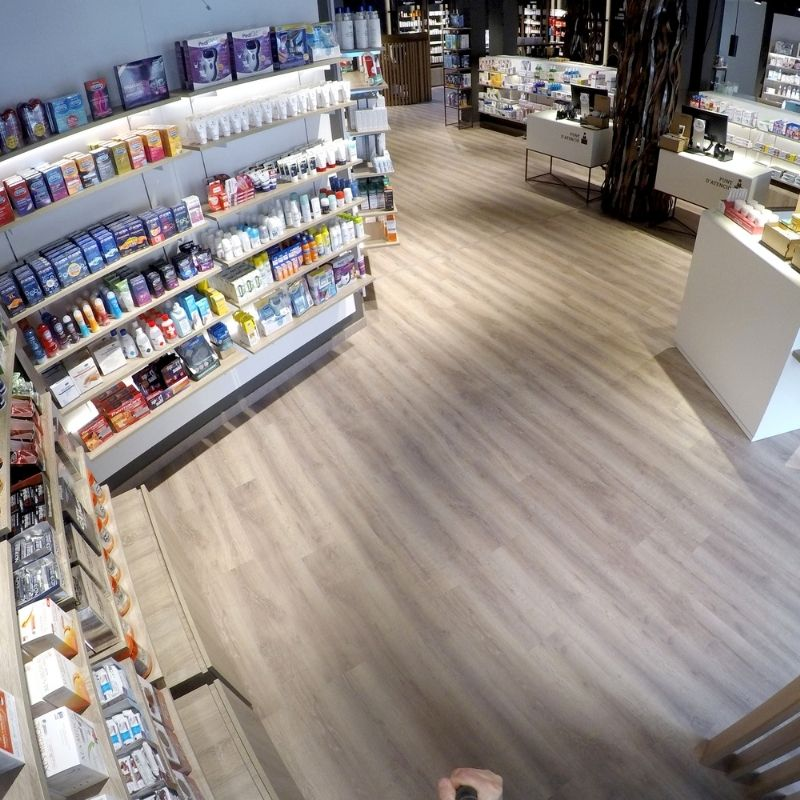 instalaciones farmacia bel lan gandia espacios